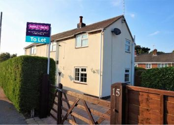 Thumbnail 3 bed detached house to rent in Main Street, Linton, Swadlincote