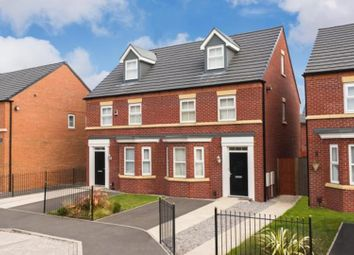 Thumbnail 3 bed semi-detached house for sale in Westminster Road, Liverpool