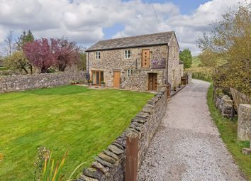 Thumbnail 4 bed barn conversion for sale in Bell Busk, Skipton