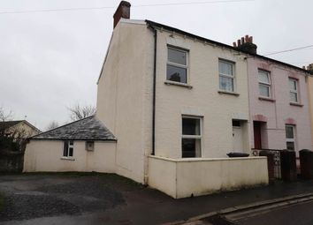 Thumbnail 2 bed end terrace house for sale in Barbican Road, Barnstaple
