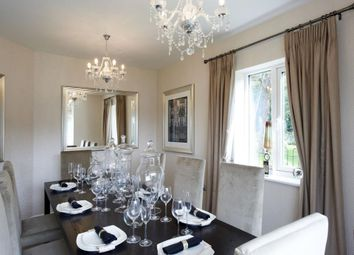Thumbnail 4 bed detached house to rent in Millhill, London
