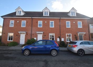 Thumbnail 4 bed terraced house for sale in Joseph Close, Hadleigh, Ipswich