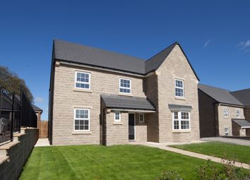 "Thumbnail 5 bed detached house for sale in ""Manning"" at Wakefield Road, Lightcliffe, Halifax"