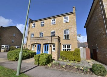 Thumbnail 4 bed semi-detached house for sale in Mendip Way, Stevenage, Herts