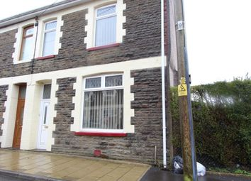 Thumbnail 3 bed terraced house for sale in Meyler Street, Thomastown, Tonyrefail -, Porth