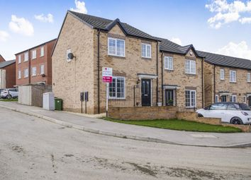 Thumbnail 3 bed semi-detached house for sale in Micklewait Avenue, Crigglestone, Wakefield