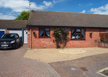 Thumbnail 3 bed semi-detached bungalow for sale in Mountains Road, Corpusty, Norwich