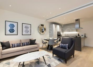 Thumbnail 2 bedroom flat to rent in The Cascades, Vista, Queenstown Road, London