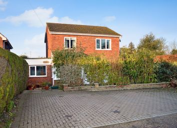 Thumbnail 3 bed detached house for sale in Low Road, Thurlton, Norwich
