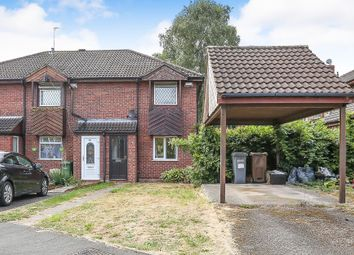 Thumbnail 2 bed end terrace house for sale in Stonebridge Crescent, Kingshurst, Birmingham