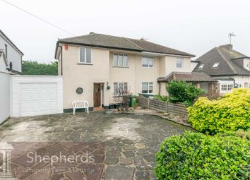 Thumbnail 3 bed semi-detached house for sale in Robinson Avenue, Goffs Oak, Hertfordshire