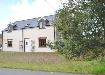 Thumbnail 4 bed detached house for sale in Pen Y Cwm, Haverfordwest