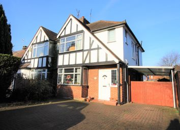 Thumbnail 3 bed semi-detached house for sale in Hatfield Road, St. Albans