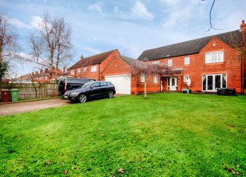 Thumbnail 4 bedroom detached house for sale in Garden Court, Lincoln