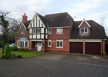 Thumbnail 5 bedroom detached house to rent in Nightingale Walk, The Lawns, Stallington