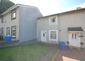 Thumbnail 2 bed terraced house for sale in Burncrooks Court, Clydebank
