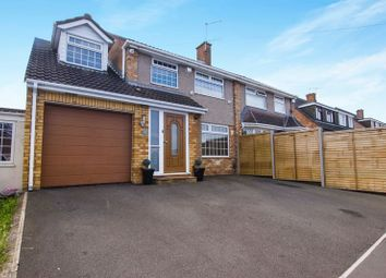Thumbnail 4 bedroom semi-detached house for sale in Court Farm Road, Whitchurch, Bristol