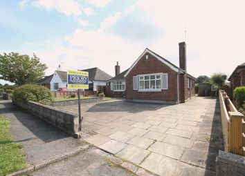 Thumbnail 2 bed detached bungalow for sale in Conway Road, Knypersley, Biddulph