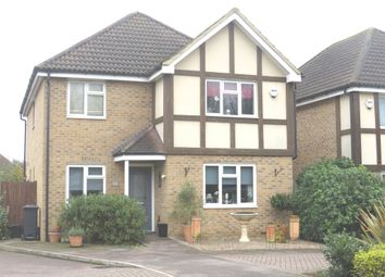 Thumbnail 4 bed detached house for sale in Ware Road, Hailey, Hertford