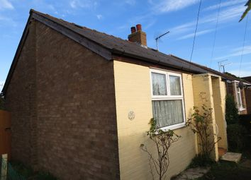 Thumbnail 2 bed detached bungalow for sale in Highfield Road, March