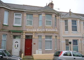 Thumbnail 1 bed flat for sale in Station Road, Keyham, Plymouth