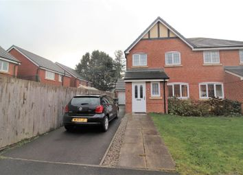 Thumbnail 3 bed detached house to rent in Heritage Way, Llanymynech
