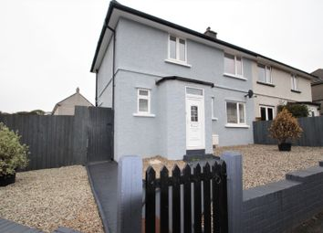 Thumbnail 3 bed semi-detached house for sale in Meadow Park, Plymstock, Plymouth