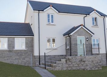 Thumbnail 4 bed detached house for sale in Plot 13, Green Meadows Park, Tenby
