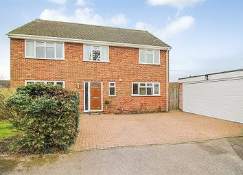 Thumbnail 4 bed detached house for sale in Sunnymead, Tyler Hill, Canterbury