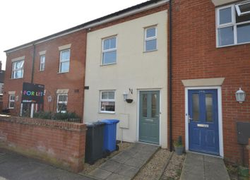 Thumbnail 3 bed terraced house to rent in Silver Road, Norwich