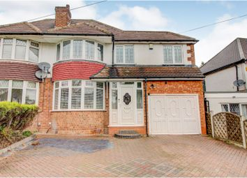 4 bed semi-detached house for sale in Longmoor Road, Sutton Coldfield B73