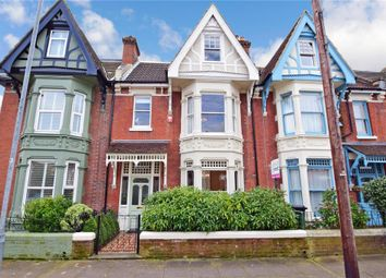 Thumbnail 4 bed terraced house for sale in Bembridge Crescent, Southsea, Hampshire