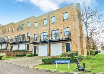 Thumbnail 4 bed property to rent in Marc Brunel Way, Chatham