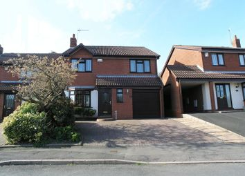 Thumbnail 4 bedroom detached house for sale in Brierley Hill, Pensnett, Elgar Crescent