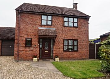 Thumbnail 4 bedroom detached house for sale in Oaklands, Woolpit