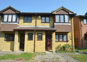 Thumbnail Semi-detached house to rent in Littlebrook Close, Shirley, Croydon, Surrey