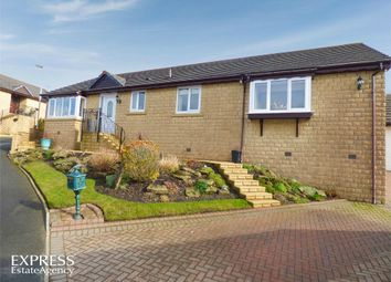 Thumbnail 3 bedroom detached bungalow for sale in Windermere Road, Bacup, Lancashire