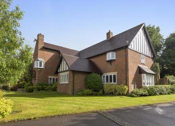 Thumbnail 5 bed detached house to rent in Lytton Park, Cobham, Surrey