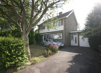 Thumbnail 3 bed detached house for sale in Beech Avenue, Nettleham, Lincoln