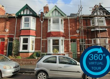 Thumbnail 3 bed terraced house for sale in West Grove Road, St Leonards, Exeter
