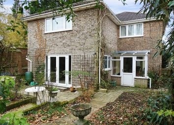 Thumbnail 4 bed detached house for sale in Westbourne Close, Salisbury