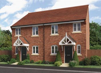 """Thumbnail 3 bed semi-detached house for sale in """"Beeley"""" at Park Lane, Castle Donington, Derby"""