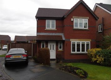 Thumbnail 3 bedroom detached house to rent in Foxhunter Drive, Aintree, Liverpool