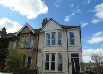 Thumbnail 4 bedroom semi-detached house to rent in Russell Road, Westbury Park, Bristol