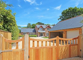 Thumbnail 5 bed detached house for sale in North Weirs, Brockenhurst
