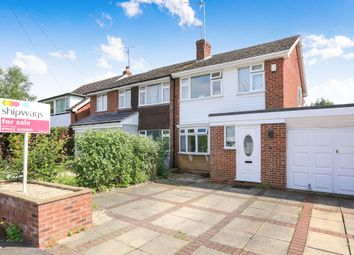 Thumbnail 3 bed semi-detached house for sale in Chiltern Close, Stourport-On-Severn
