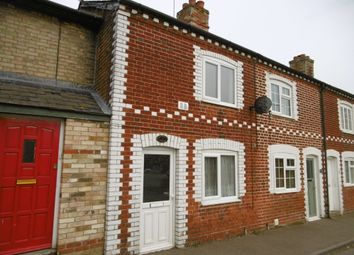 Thumbnail 1 bedroom terraced house to rent in Broom Street, Great Cornard, Sudbury
