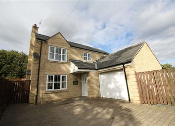 Thumbnail 4 bed detached house to rent in Hexham Road, Throckley, Newcastle Upon Tyne