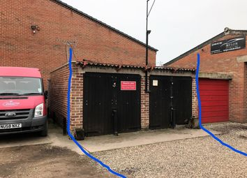 Thumbnail Parking/garage for sale in Main Street, Branston, Burton-On-Trent