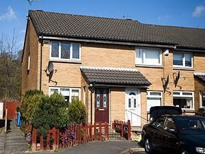 Thumbnail 2 bed flat to rent in Strathcona Gardens, Anniesland, Glasgow